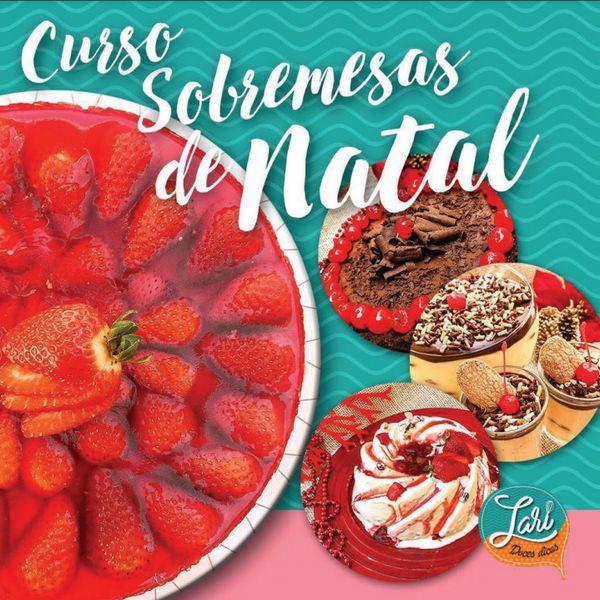 Imagem principal do produto Sobremesas de Natal