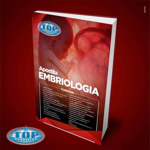 Imagem principal do produto Ebook Embriologia