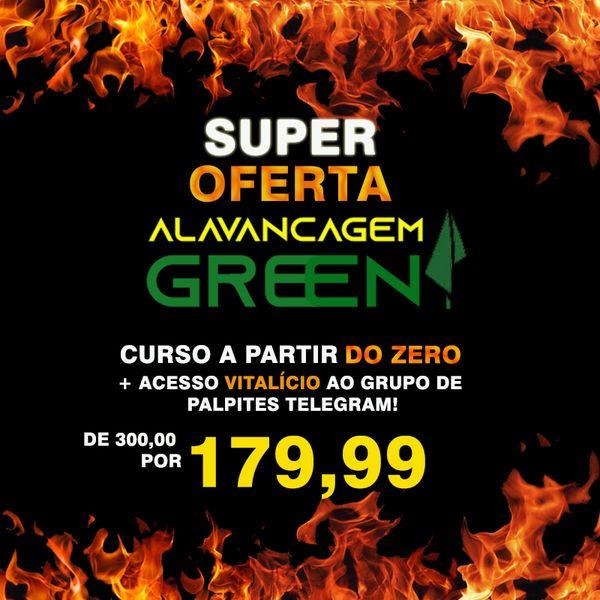 Imagem principal do produto CURSO ALAVANCAGEM GREEN + GRUPO VITALICIO SINAIS