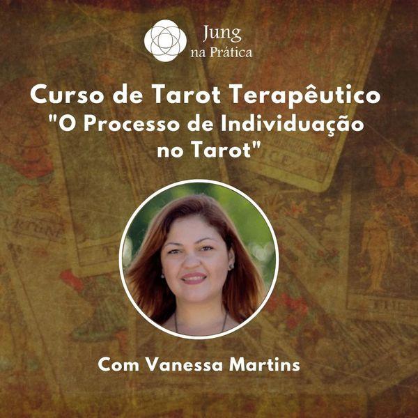 Imagem principal do produto Curso de Tarot Terapêutico - O Processo de Individuação no Tarot