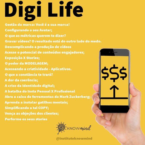 Imagem principal do produto Digi Life Insta