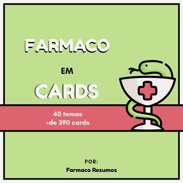 Imagem principal do produto Farmaco Em Cards