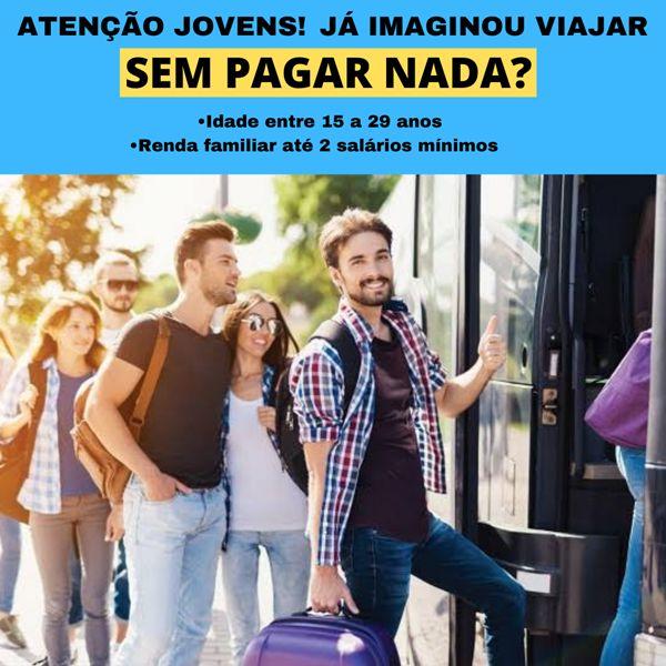 Imagem principal do produto GUIA DE COMO VIAJAR GRATUITAMENTO POR TODO O BRASIL!!