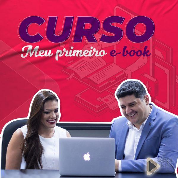 Imagem principal do produto MEU PRIMEIRO E-BOOK (PROFISSIONAIS DA SAÚDE - AO VIVO)