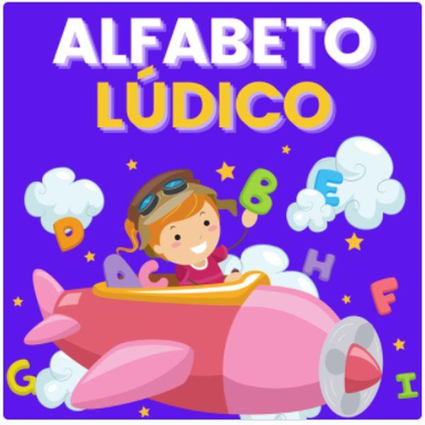 Imagem principal do produto ALFABETO LÚDICO -Alfabetização através Método Fônico