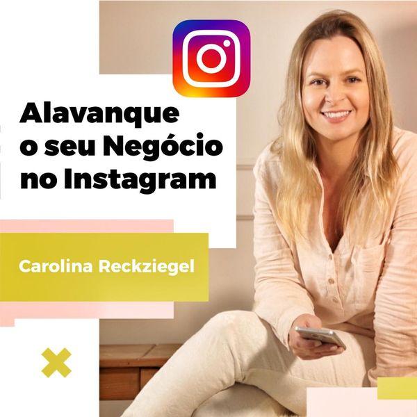 Imagem principal do produto Alavanque o seu negócio no Instagram