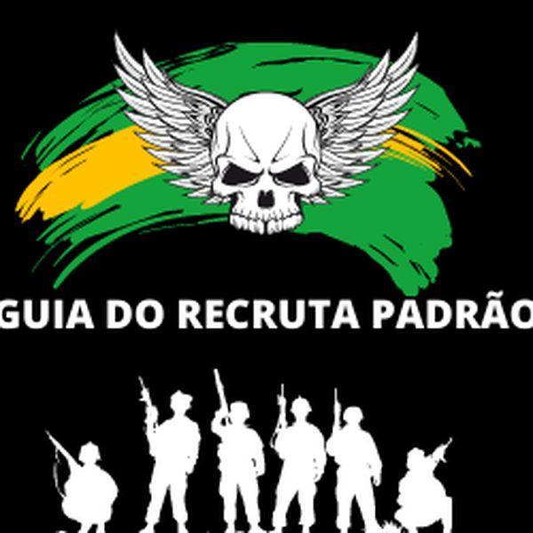 Imagem principal do produto GUIA DO RECRUTA PADRÃO