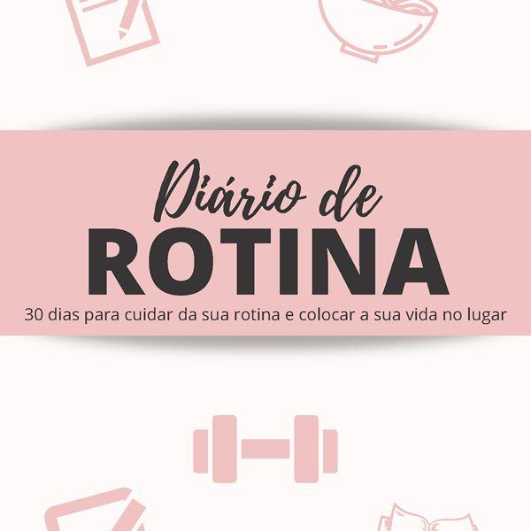 Imagem principal do produto Diario de Rotina