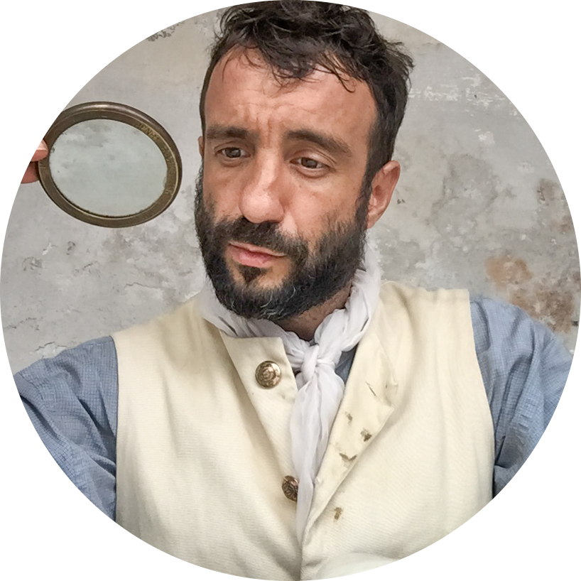 MIGUEL PINHEIRO – ATOR – DIRETOR ARTÍSTICO