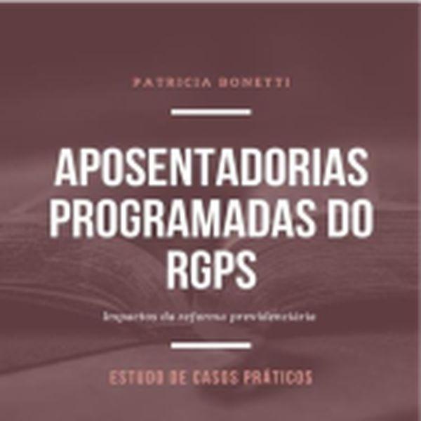Imagem principal do produto Aposentadoria Programáveis do RGPS
