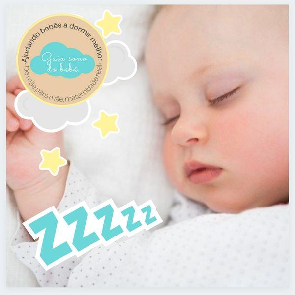 Imagem principal do produto Guia sono do bebê