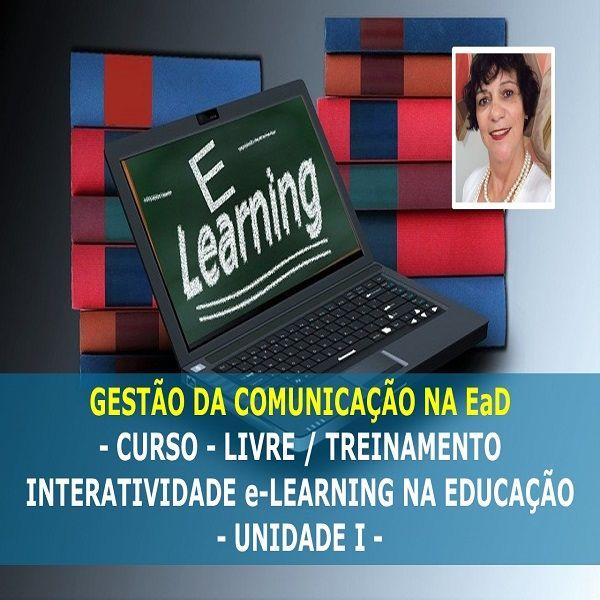 Imagem principal do produto Professor I Gestão da Comunicação na Educação a Distância