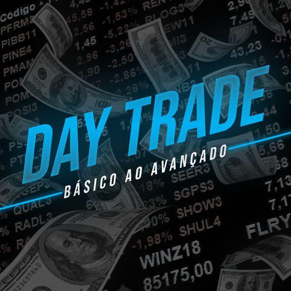 Imagem principal do produto Day Trade - Básico ao Avançado