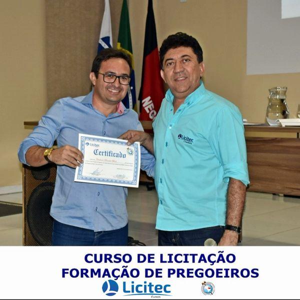 Imagem principal do produto CURSO DE FORMAÇÃO DE PREGOEIROS E ATUALIZAÇÃO EM LICITAÇÃO