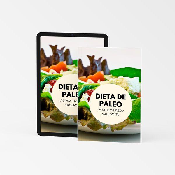Imagem principal do produto Dieta de Paleo - Perda de peso saudável