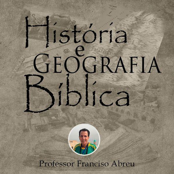 Imagem principal do produto Curso História e Geografia Bíblica - Módulo 2
