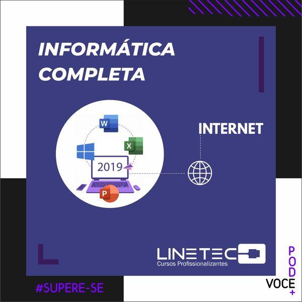 Imagem principal do produto Informática Completa