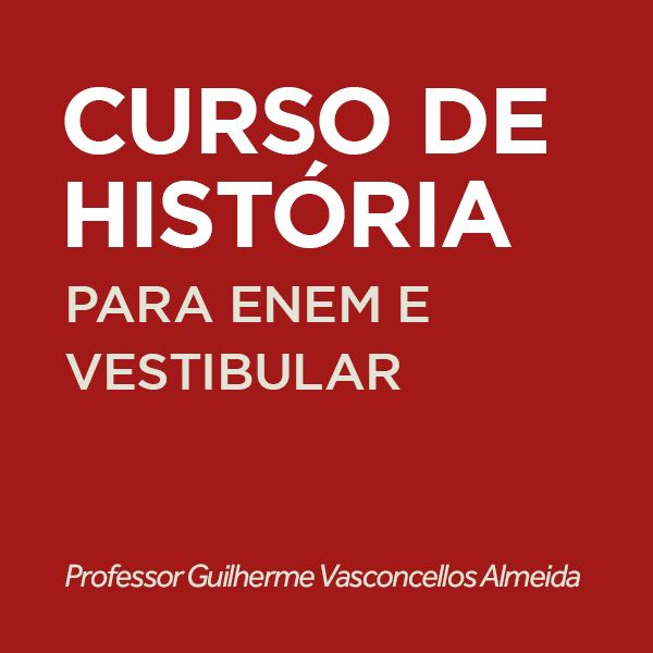 Imagem principal do produto Curso de História para o Enem e Vestibular