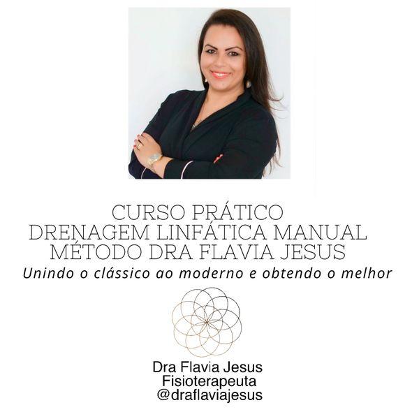 Imagem principal do produto Drenagem Linfática Método Dra Flavia Jesus