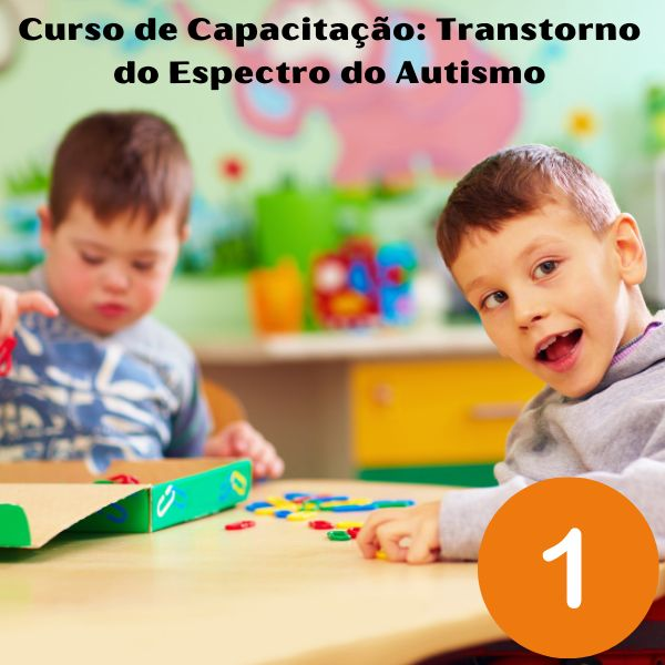 Imagem principal do produto Curso de Capacitação: Transtorno do Espectro do Autismo (Certificado Digital)