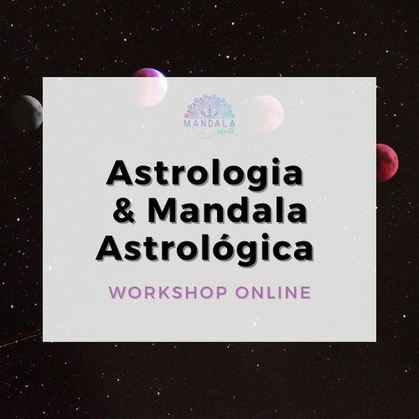 Imagem principal do produto Astrologia e Mandala Astrológica