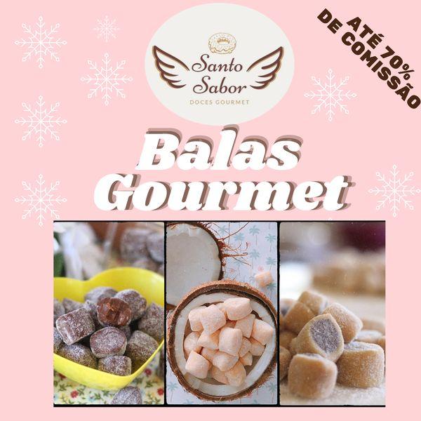 Imagem principal do produto Balas Gourmet Santo Sabor