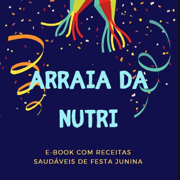 Imagem principal do produto E-book especial de festa junina - Nutricionista Larissa C. Bittencourt