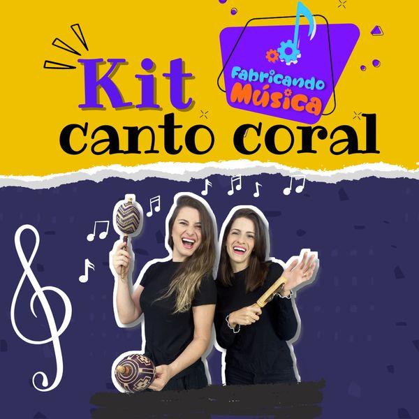 Imagem principal do produto Kit Canto Coral