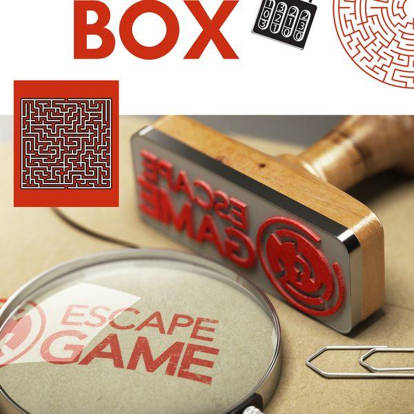 Imagem principal do produto Escape Box: conoce un nuevo juego de escape