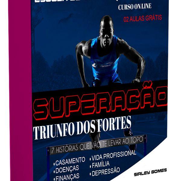 Imagem principal do produto CURSO SUPERAÇÃO - SIRLEY GOMES