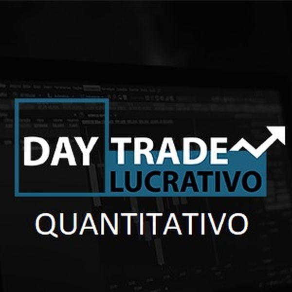 Imagem principal do produto DAY TRADE - MÉTODOS QUANTITATIVOS