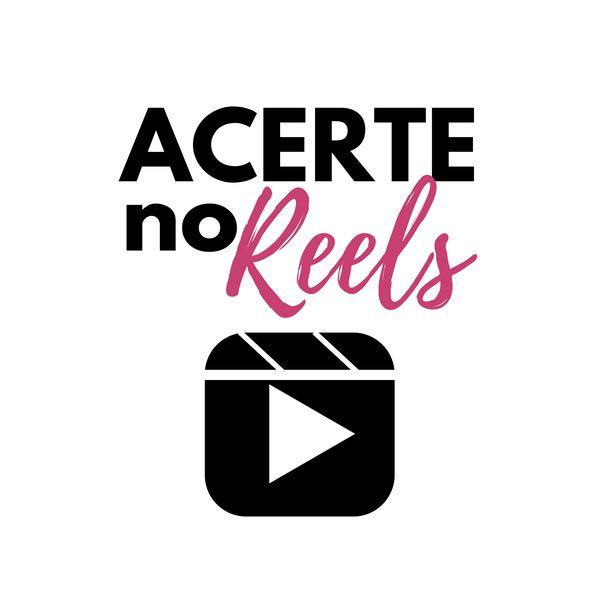 Imagem principal do produto ACERTE NO REELS