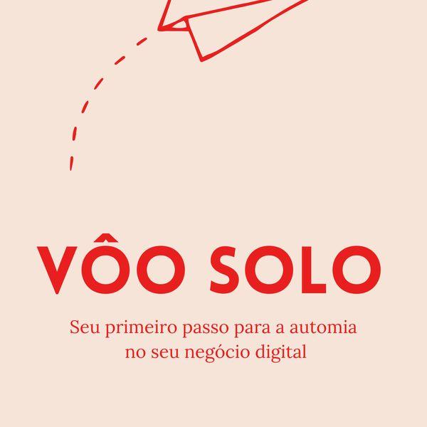 Imagem principal do produto Ebook Vôo Solo para empreendedoras