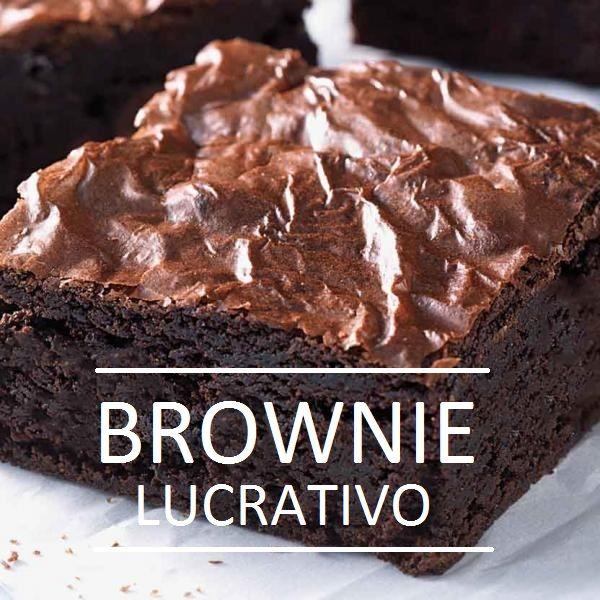 Imagem principal do produto Brownie Lucrativo para Revenda