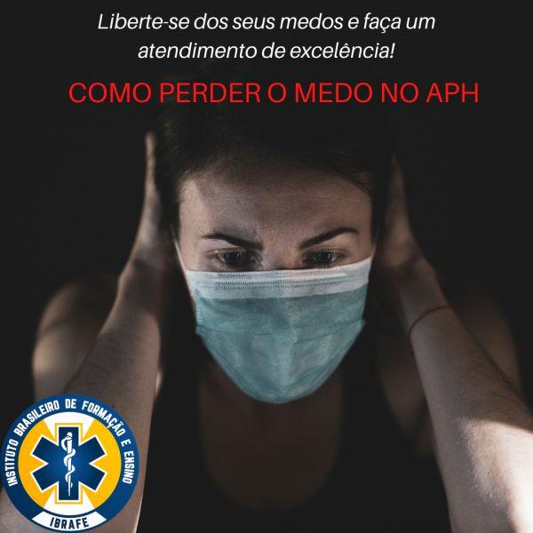 Imagem principal do produto EBOOK - COMO PERDER O MEDO NO ATENDIMENTO PRÉ HOSPITALAR