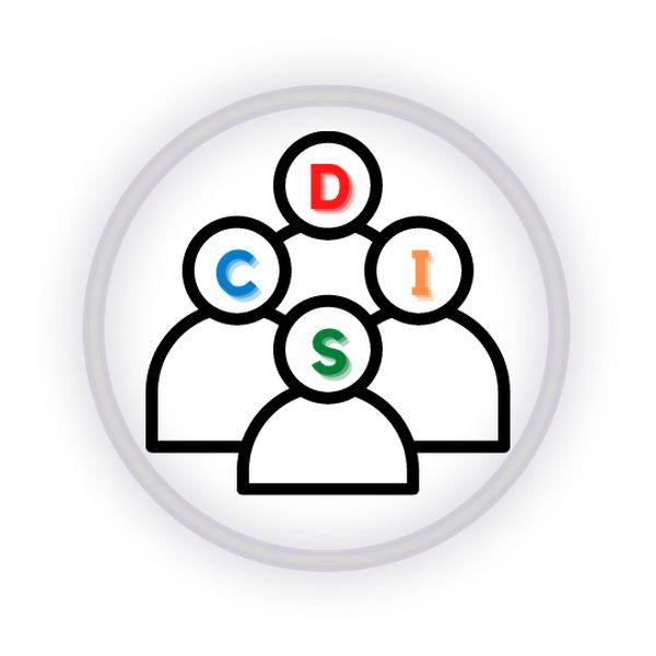 Imagem principal do produto Avaliação DISC® online + MENTORIA Comportamental online