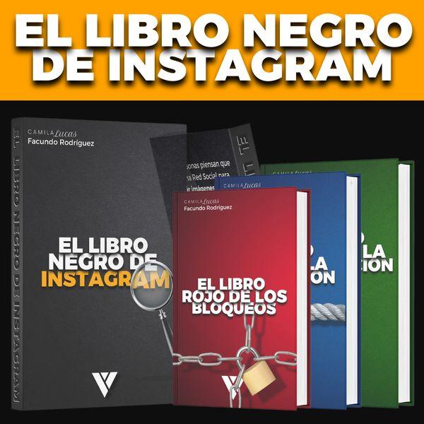 Imagem principal do produto El Libro Negro de Instagram y su Trilogía