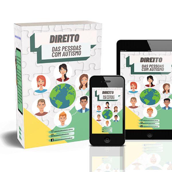 Imagem principal do produto DIREITO DAS PESSOAS COM AUTISMO