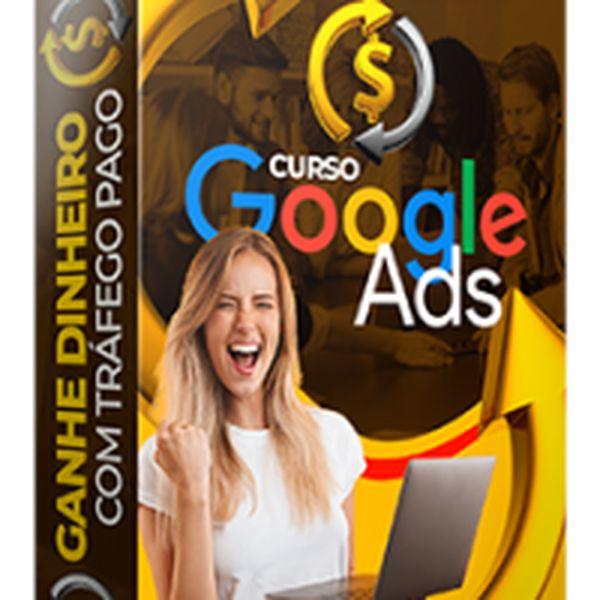 Imagem principal do produto Curso Google Ads