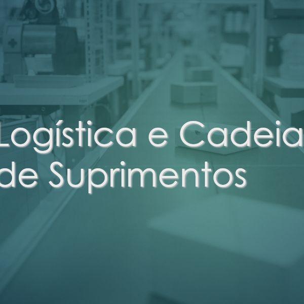 Imagem principal do produto Logística e Cadeia de Suprimentos