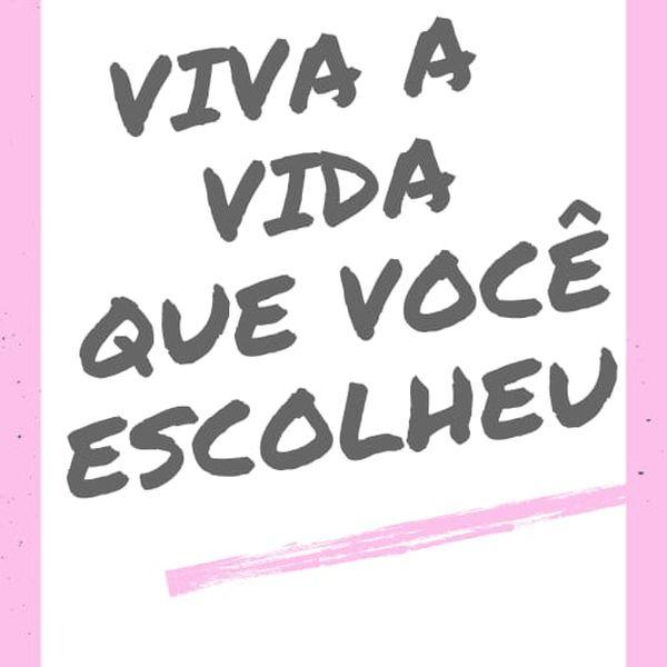 Imagem principal do produto EBOOK: Viva a vida que você escolheu - Camilla Gorgone