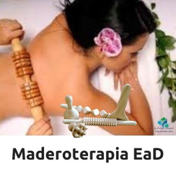 Imagem principal do produto Maderoterapia Corproral Facial e Capilar