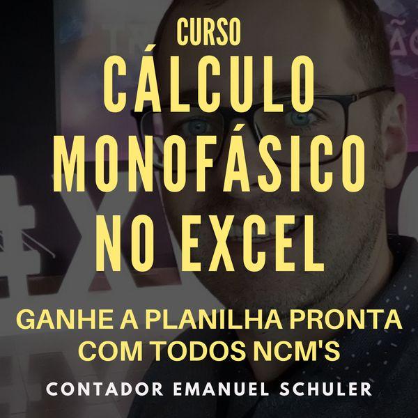 Imagem principal do produto Produtos Monofásicos - Todos NCM,s
