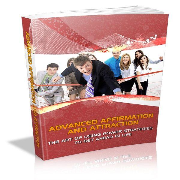 Imagem principal do produto Advanced Affirmation and Attraction