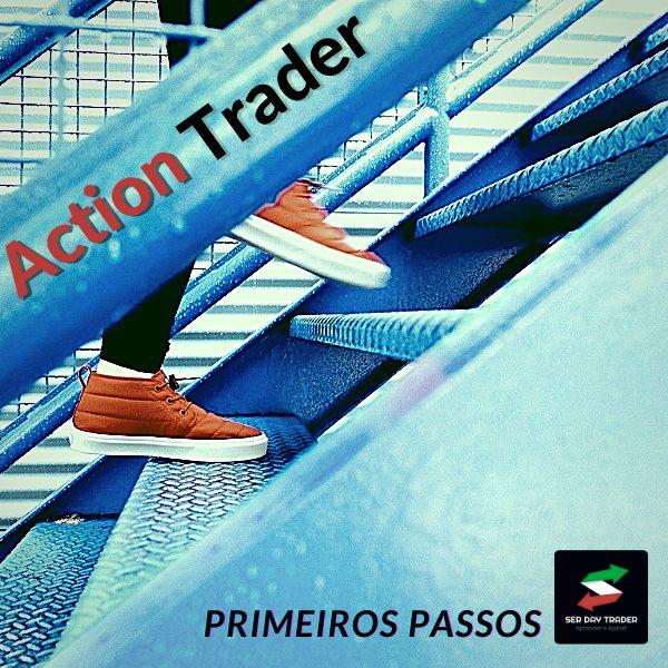 Imagem principal do produto ACTION TRADER - Primeiros Passos