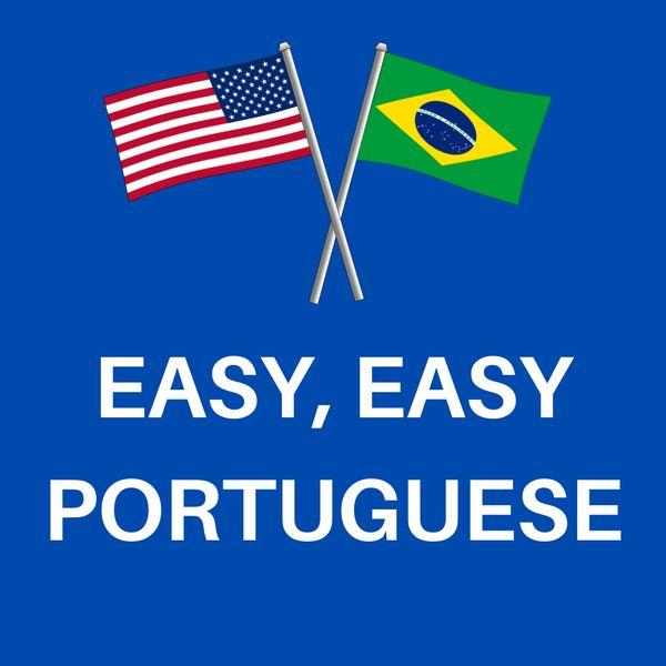 Imagem principal do produto Learn to speak Portuguese easy, easy