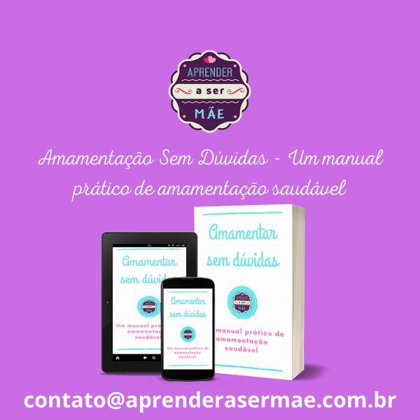 Imagem principal do produto Amamentar sem dúvidas -  Um manual prático de amamentação saudável