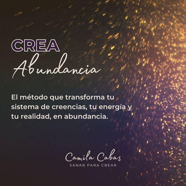 Imagem principal do produto CREA Abundancia