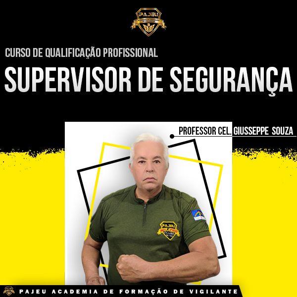 Imagem principal do produto Curso de Supervisor de Segurança