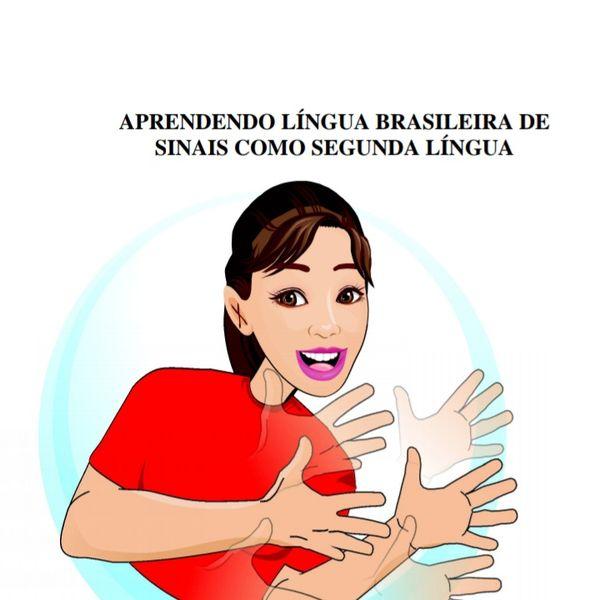 Imagem principal do produto Apostila de LIBRAS para Iniciantes